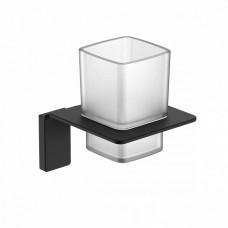 Подстаканник одинарный IDDIS Slide матовое стекло сплав металлов (SLIBSG1i45)