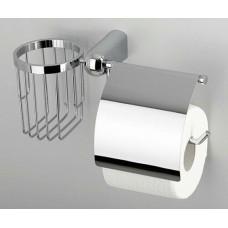 Держатель туалетной бумаги и освежителя WasserKRAFT К-6859