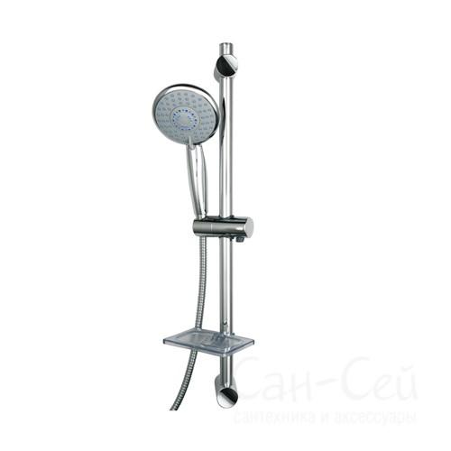 Душевой комплект WasserKRAFT A004, 67 см