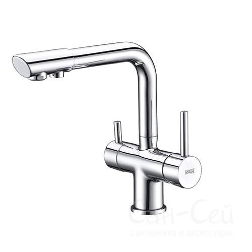 Смеситель для кухни  WasserKRAFT А8017, под фильтр