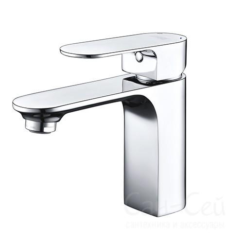 Смеситель для умывальника WasserKRAFT Dinkel 5803