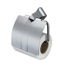 Держатель туалетной бумаги WasserKRAFT K-1125, с крышкой