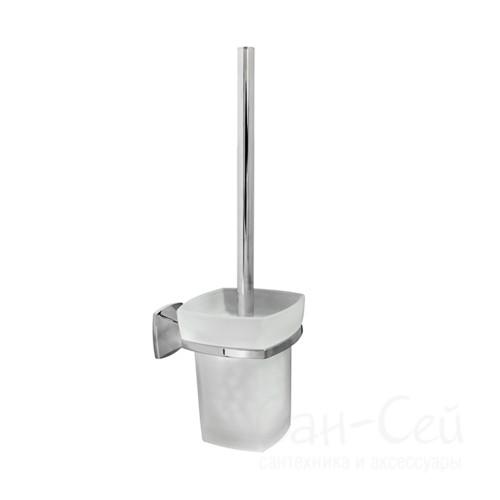 Щетка для унитаза WasserKRAFT К-2527, подвесная