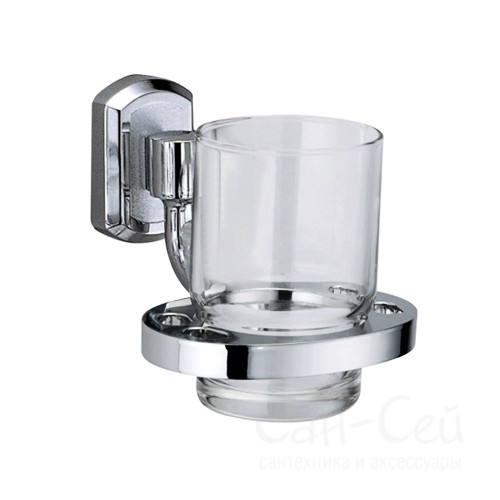 Подстаканник WasserKRAFT K-3028, стеклянный