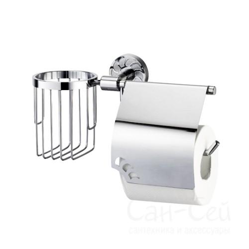 Держатель туалетной бумаги и освежителя WasserKRAFT К-4059