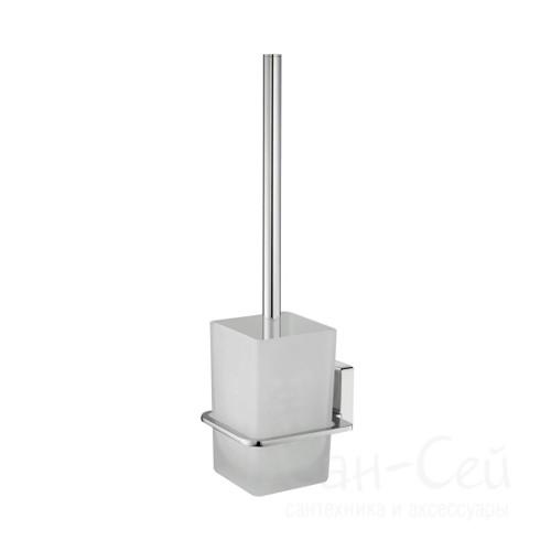 Щетка для унитаза WasserKRAFT К-5027, подвесная