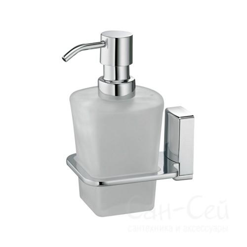 Дозатор для жидкого мыла WasserKRAFT К-5099, стеклянный