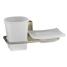 Держатель стакана и мыльницы WasserKRAFT К-5226