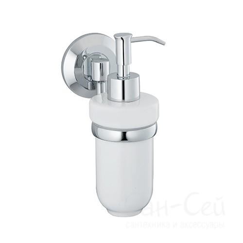 Дозатор для жидкого мыла WasserKRAFT K-6299C, 160 мл