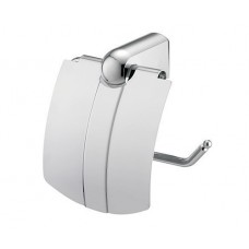 Держатель туалетной бумаги WasserKRAFT К-6825, с крышкой