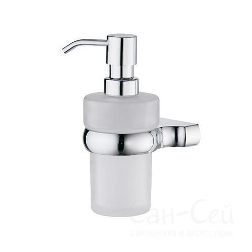 Дозатор для жидкого мыла WasserKRAFT К-6899, стеклянный