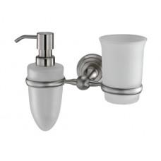 Держатель стакана и дозатора WasserKRAFT К-7089