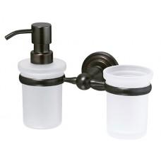 Держатель стакана и дозатора WasserKRAFT К-7389