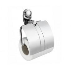 Держатель туалетной бумаги WasserKRAFT K-9225, с крышкой