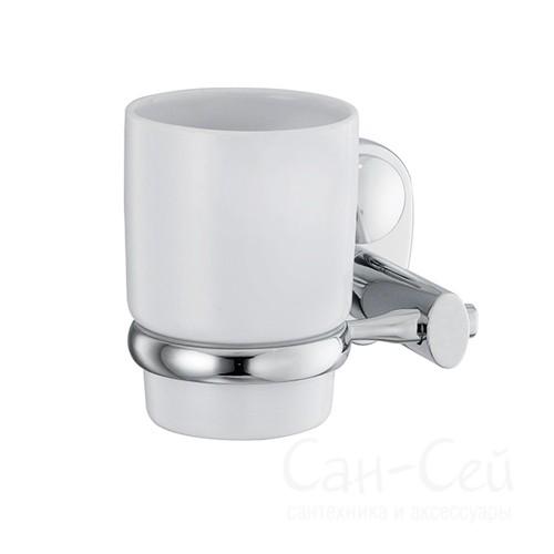 Подстаканник WasserKRAFT К-9228С, керамический