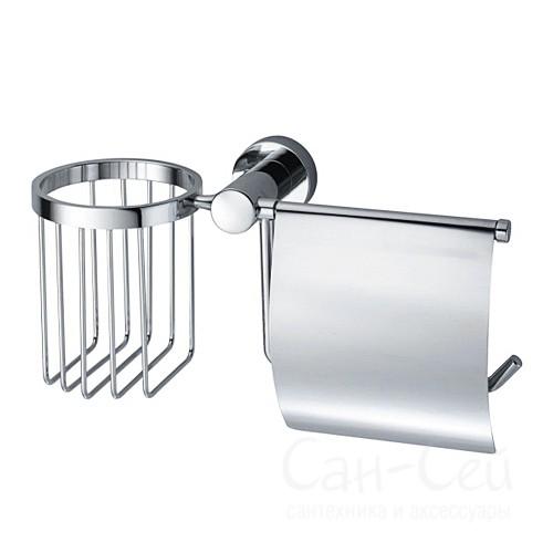 Держатель туалетной бумаги и освежителя WasserKRAFT K-9459