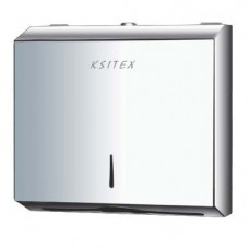 Диспенсер листовых полотенец Ksitex TH-5821 SSN, Z-сложения