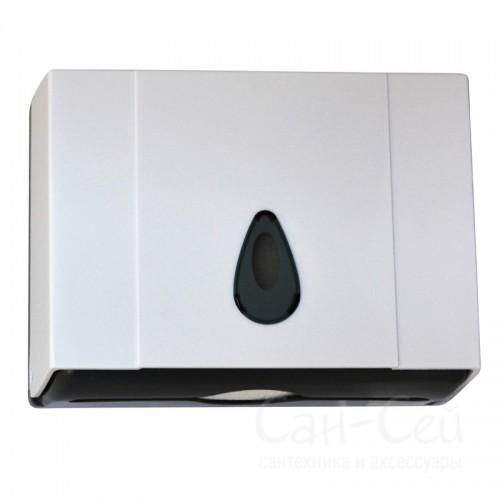Диспенсер листовых полотенец Ksitex TH-8025A, Z-сложения