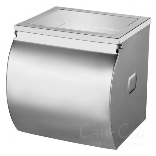 Диспенсер туалетной бумаги Ksitex ТН-335А (бытовые рулоны)