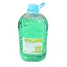 Пена для мытья рук Ksitex AV F01, яблоко