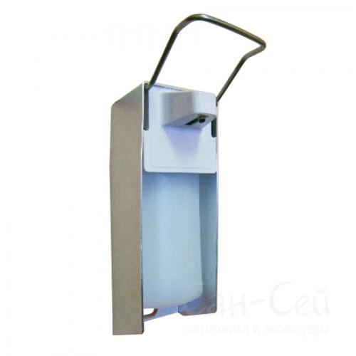 Дозатор жидкого мыла Ksitex SM-1000, локтевой