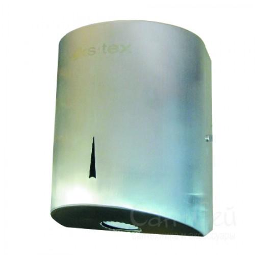 Диспенсер рулонных полотенец Ksitex TH-313M, с центральной вытяжкой, матовый