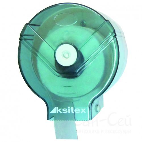 Диспенсер туалетной бумаги Ksitex TH-6801G (бытовые рулоны)
