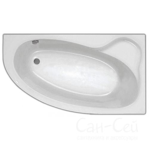 Акриловая ванна Santek Эдера R