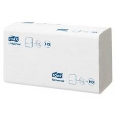Бумажные полотенца Tork Singlefold 120108 H3 (упаковка 20 пачек по 250 листов)