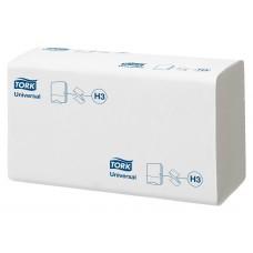 Бумажные полотенца Tork Singlefold 290158 H3 (упаковка 15 пачек по 300 листов)