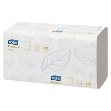 Бумажные полотенца Tork Xpress 100288 H2 мягкие (Блок: 21 уп. по 110 шт.)