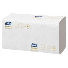Бумажные полотенца Tork Xpress 100297 H2 ультрамягкие (Блок: 21 уп. по 100 шт.)