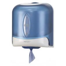 Диспенсер бумажных полотенец Tork Wave Reflex EO2237 M4 голубой