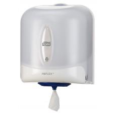 Диспенсер бумажных полотенец Tork Wave Reflex 473140 M4 белый