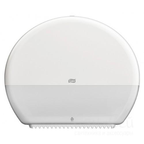 Диспенсер туалетной бумаги Tork Elevation 555000 Т2 белый