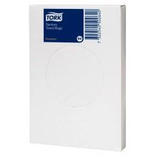Гигиенические пакеты Tork 204041 B5 (Блок: 48 уп. по 25 шт.)