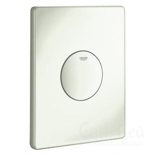 Кнопка смыва Grohe Skate 38573SH0 белая (уценка: выставочный экзепляр)