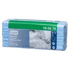 Материал протирочный Tork 190578 W4 салфетки (Блок: 5 уп. по 80 шт.)