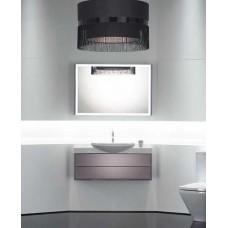 Мебель для ванной Jacob Delafon Escale 100 серый титан