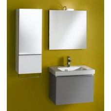 Мебель для ванной Jacob Delafon Odeon Up 70 серый антрацит