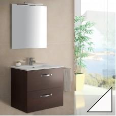 Мебель для ванной Jacob Delafon Ola 60 белый лак