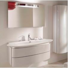 Мебель для ванной Jacob Delafon Presquile 100 белый, 2 ящика