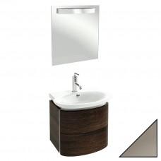 Мебель для ванной Jacob Delafon Presquile 60 серый титан