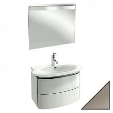 Мебель для ванной Jacob Delafon Presquile 80 серый титан