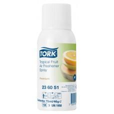Освежитель воздуха Tork Premium 236051 A1 тропический (Блок: 12 баллонов)