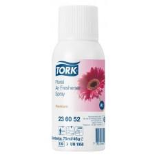 Освежитель воздуха Tork Premium 236052 A1 цветочный (Блок: 12 баллонов)