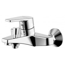 Смеситель для ванны c коротким изливом Bravat Line F65299C-1