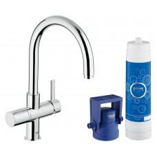 Смеситель Grohe Blue Pure 33249001 для кухонной мойки
