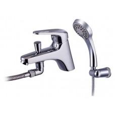Смеситель Lemark Luna LM4115C для ванны с душем