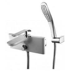 Смеситель Lemark Melange LM4914CW для ванны с душем